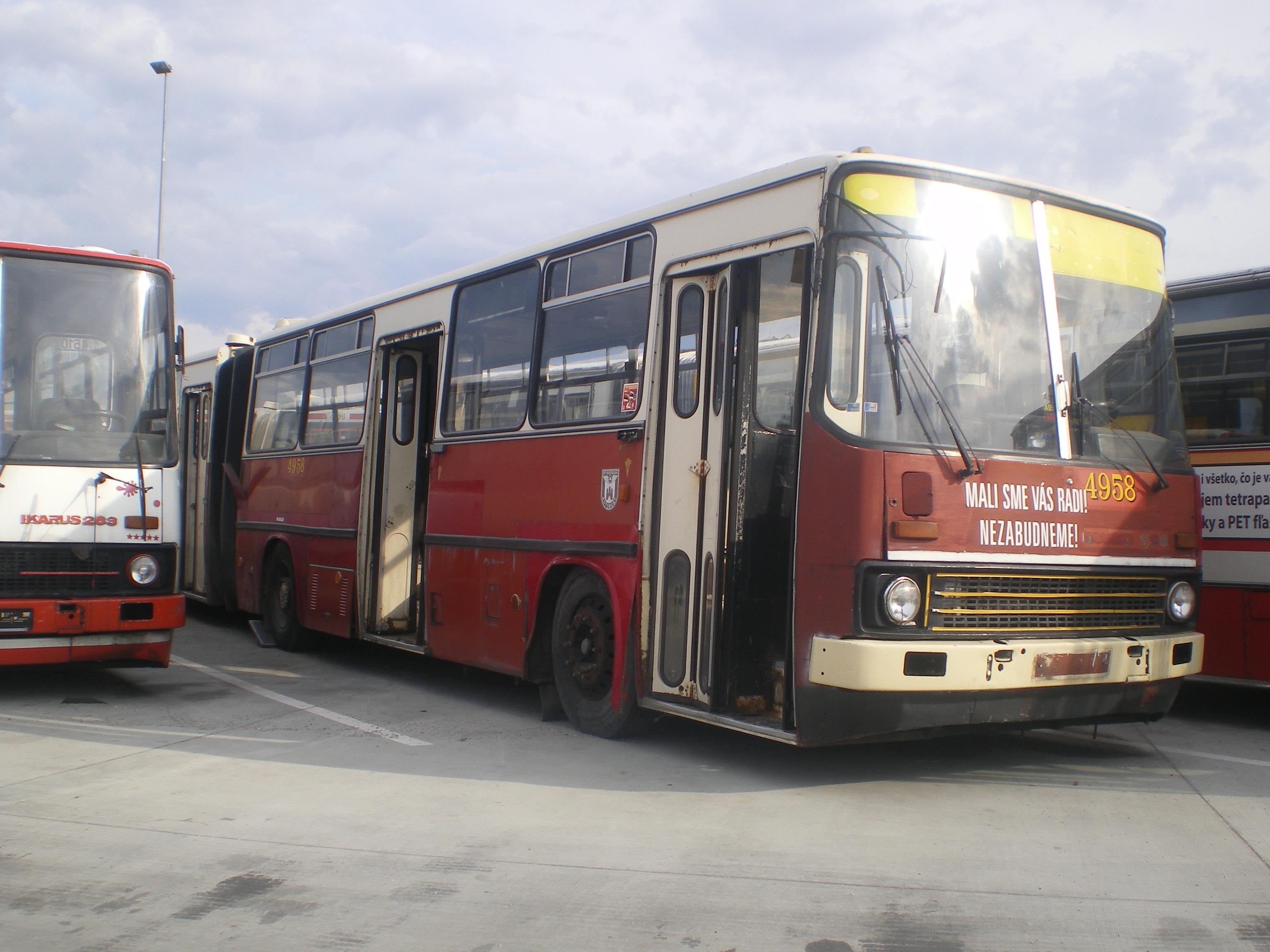 vrak #4958 vo Voz. Petržalka